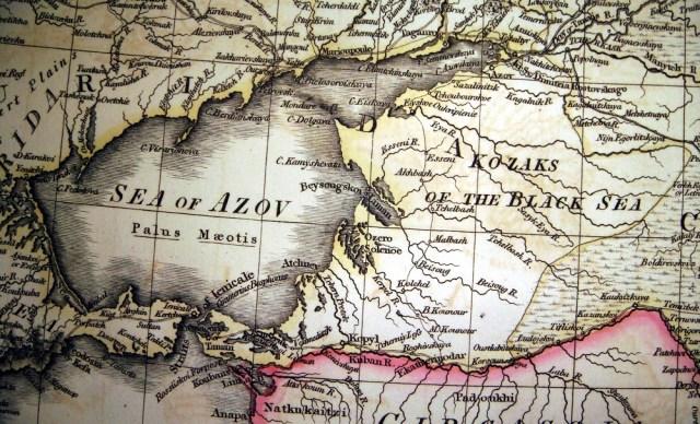 El mar de Azov, el tercer frente de la guerra de Ucrania
