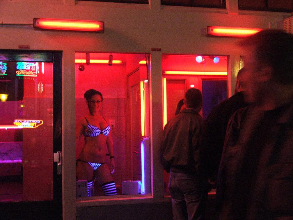 Detrás del turismo sexual