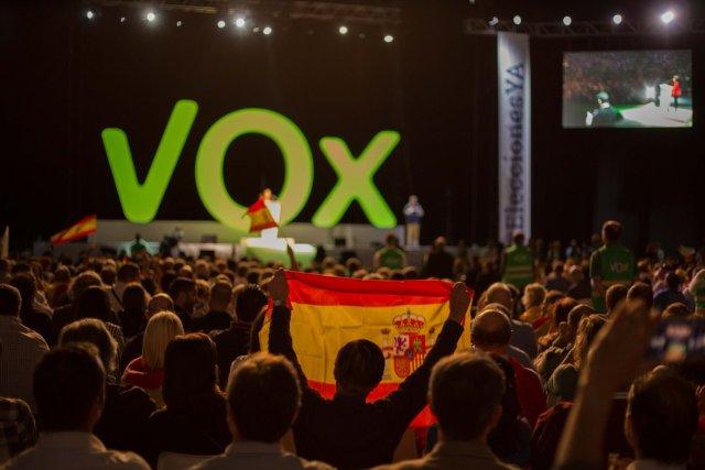 Vox, en busca de aliados europeos
