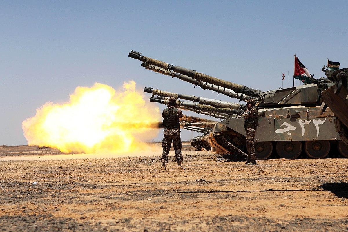 """La """"OTAN árabe"""", una aspiración difícil de realizar"""