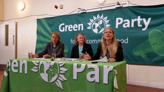 Partidos verdes en Europa: el rebrote de los ecologistas