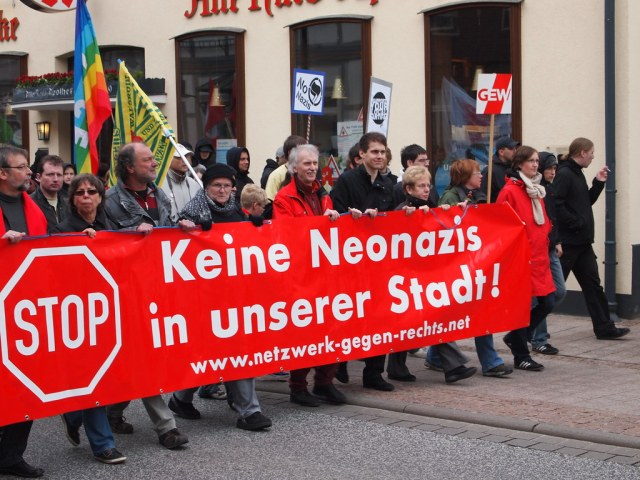 Alemania tiene un problema creciente con la violencia de la extrema derecha