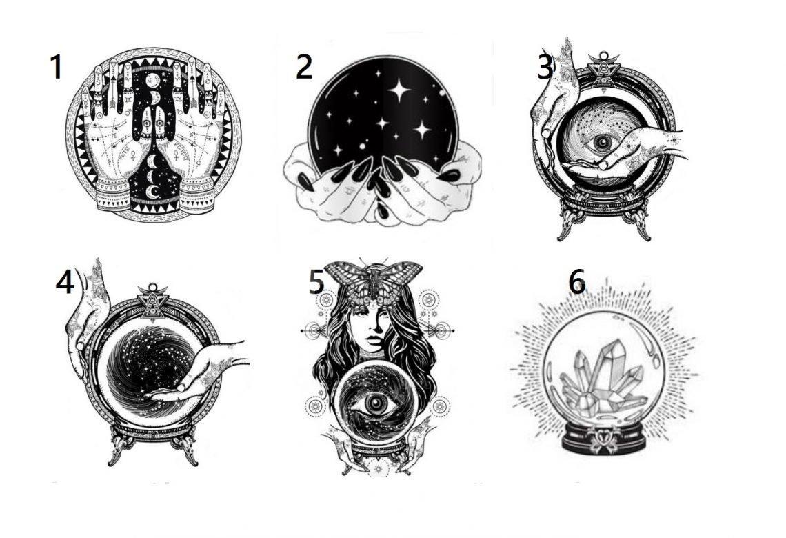 Scegli una sfera magica per saperne di più sul tuo futuro