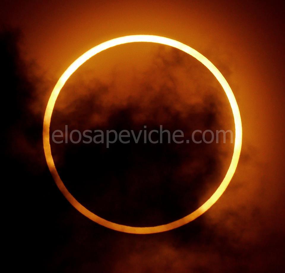 In arrivo la splendida eclissi anulare di Sole