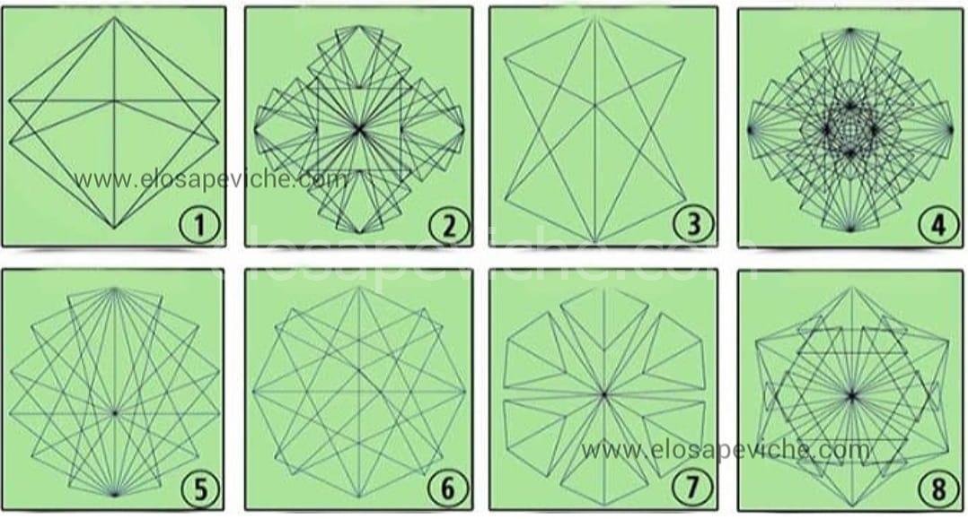 Scegli una figura geometrica e ti diremo che tipo di personalità hai!