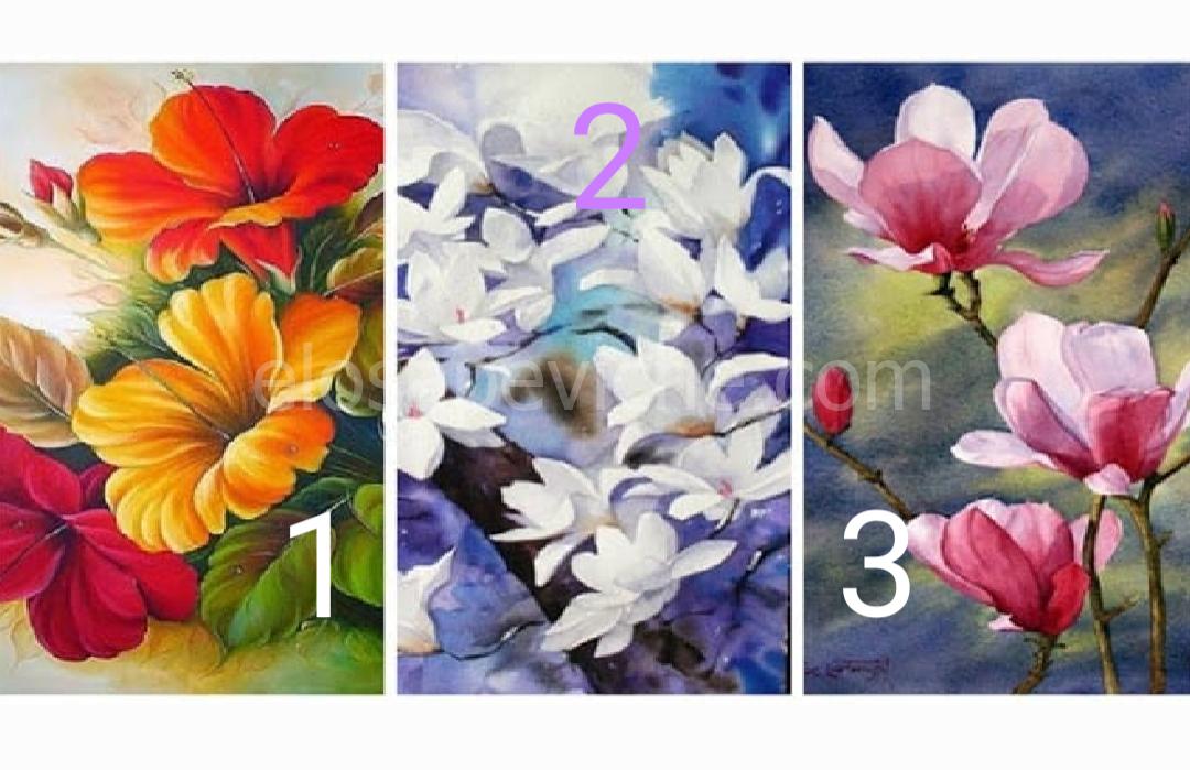 Scegli il tuo fiore preferito e scopri qualcosa su di te!