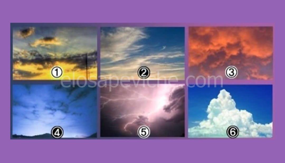 Scegli uno di questi cieli e scopri cosa nasconde la tua personalità