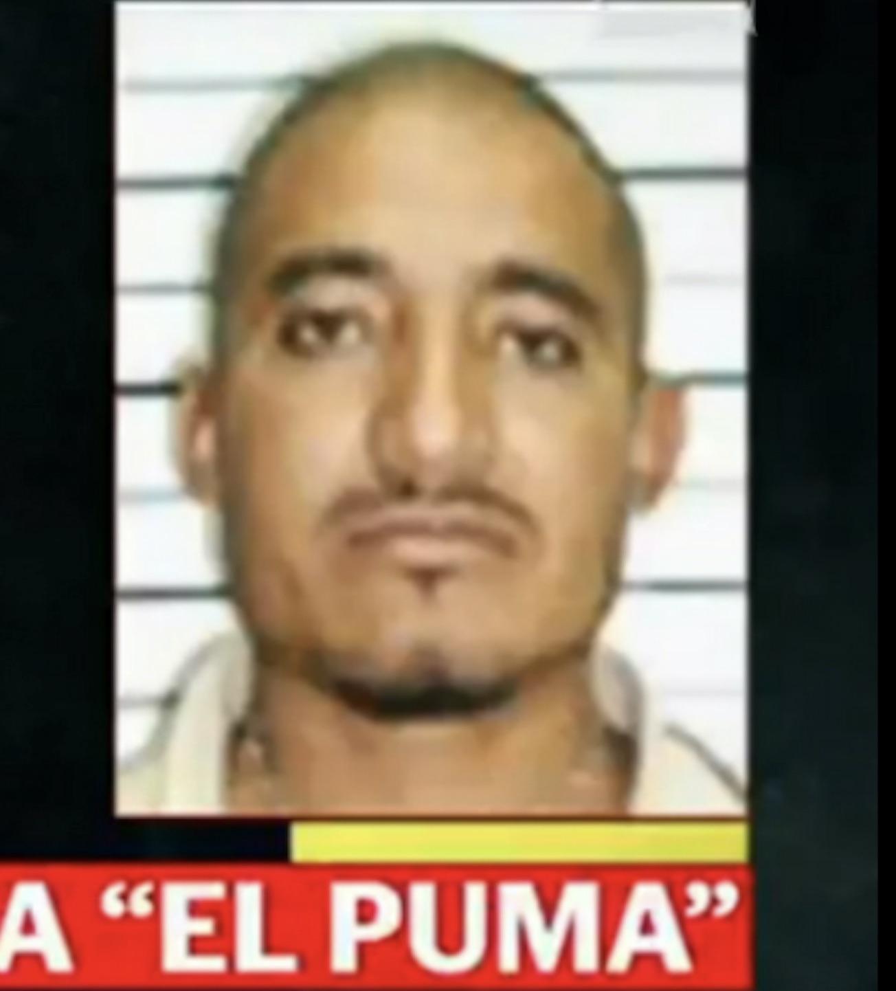 """Cae """"El Puma"""" fundador del Cártel de Santa Rosa de Lima -"""