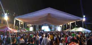 Este lunes los capitalinos reivivieron la tradición de las fiestas de San Juan y Presa de la Olla