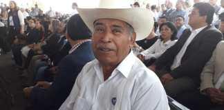 Juan Lara Mendoza alcalde de Villagrán