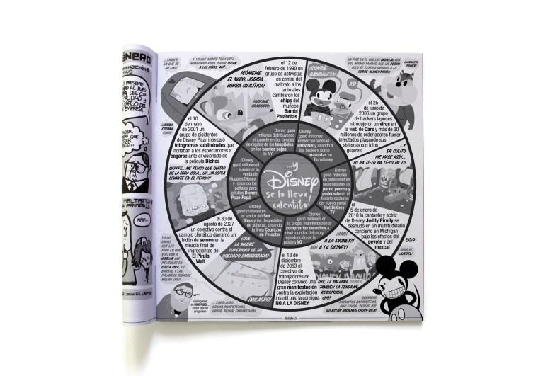 Adobo Fanzine - La rueda de Disney