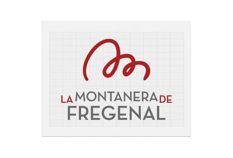 La montanera de Fregenal - Logo