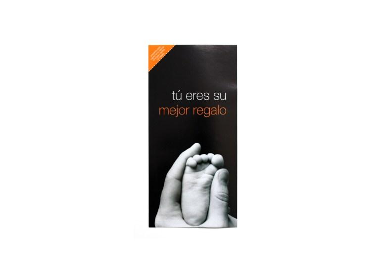 Orange - Día del padre (octavilla)