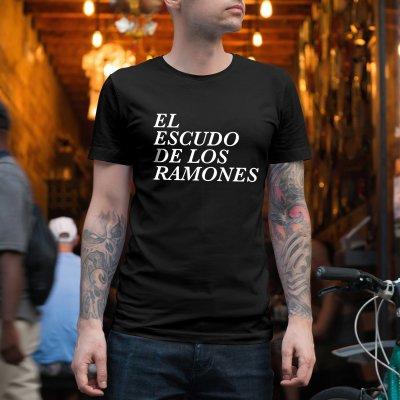 La camiseta de Los Ramones - hombre - 1000x0001 - model