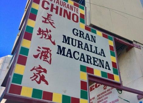 La imagen de junio: Gran Muralla Macarena