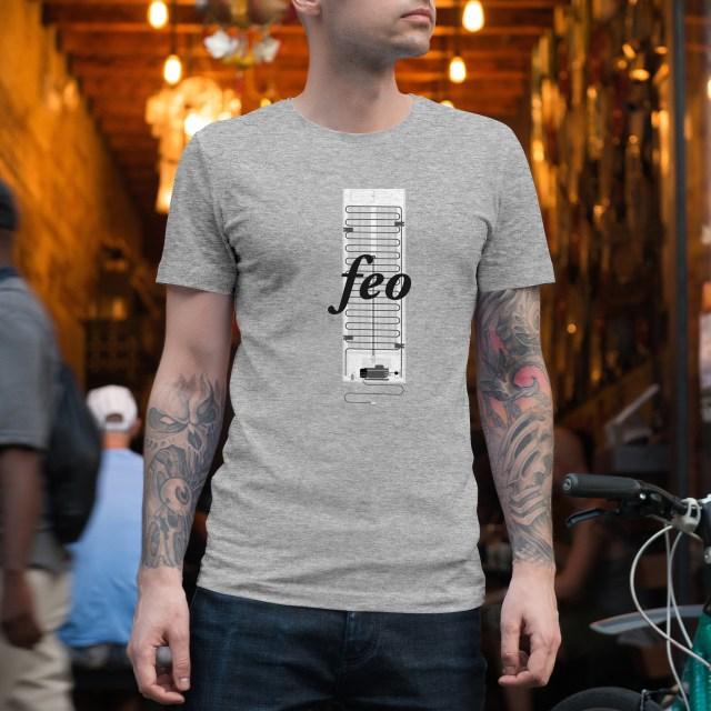 Camiseta Feo - Hombre
