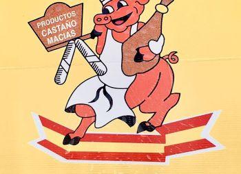 La imagen de Octubre - Te quiero, cerdo