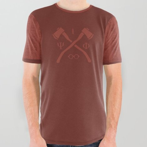 Psicotótem - camiseta