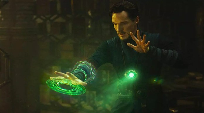 How long will it have been between Doctor Strange 2 and Wandavision?