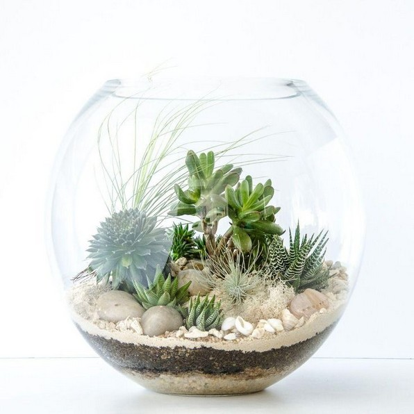 15 Best DIY Mini Terrarium Garden Projects And Ideas 15 2