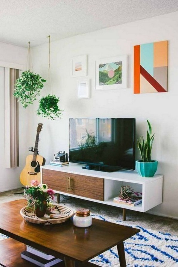 15 Creative And Genius Small Apartment Decorating On A Budget 03