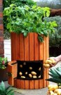 15 DIY Easy Access Raised Garden Bed System 13