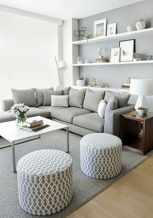 16 Perfect And Cozy Small Living Room Ideas 13