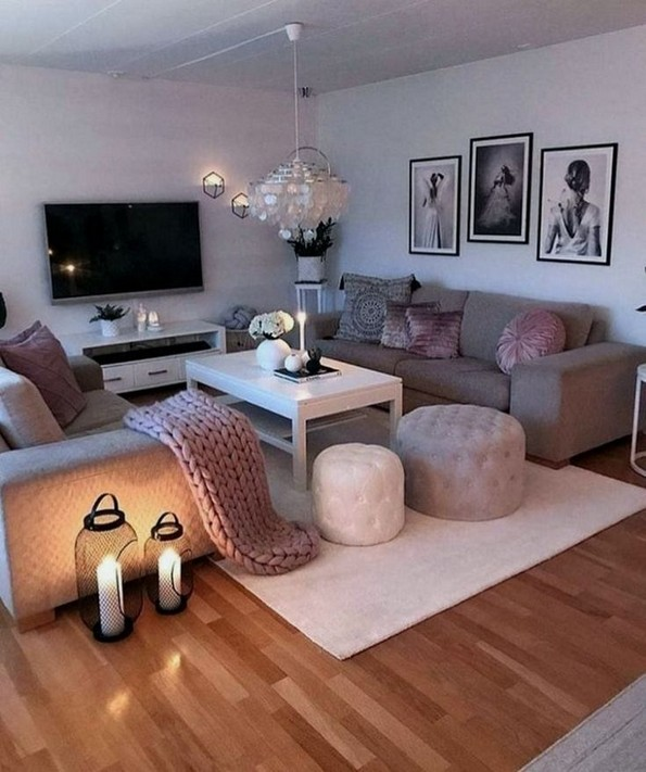 16 Perfect And Cozy Small Living Room Ideas 24