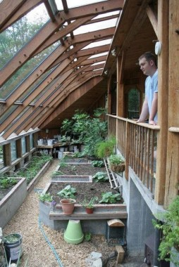 17 Amazing Greenhouse Earthship Home Design Made Of Recycled 06 1