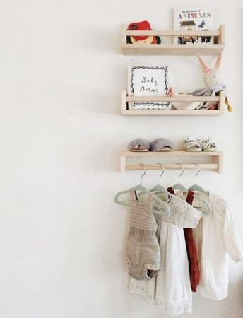 17 Incredible IKEA Bedroom Shelves And Storage Ideas 13