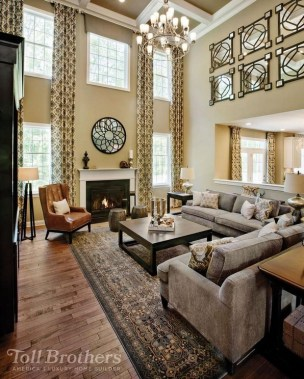 17 Luxury Family Room Design Ideas To Try Everyday 09 1