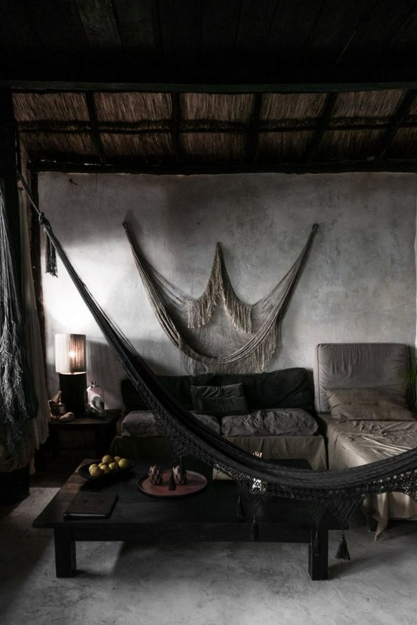 17 New Exotic Dark Boho Room Decor 22