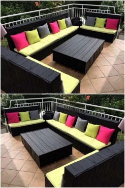 18 Awesome DIY Pallet Furniture Design Ideas 19