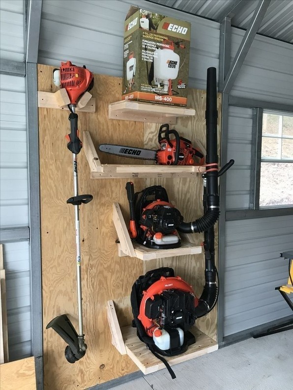 18 Brilliant Ideas How To Organize Your Garage 01