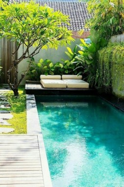 19 Extraordinary Custom Build Plunge Pool Ideas 12