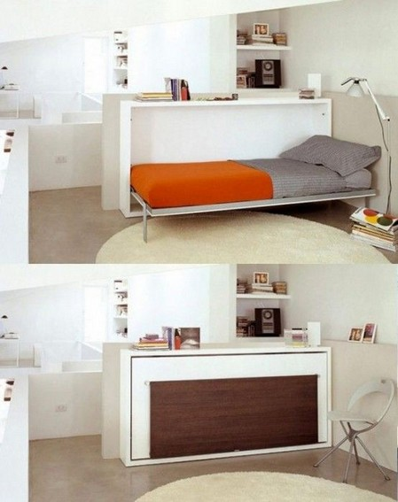 19 Stylish Folding Furniture Pieces For Small Spaces 01
