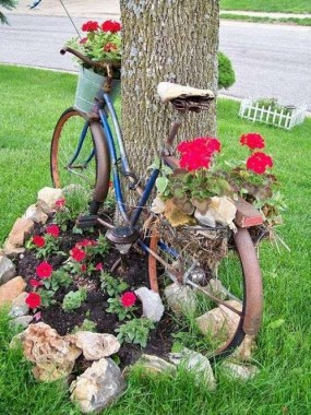 20 Special And Creative Garden Decoration Ideas 18
