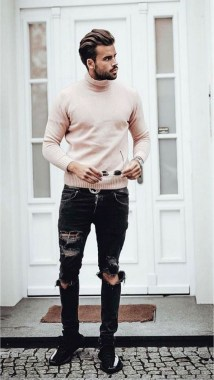 16 Chic Spring And Summer Men Outfits Ideas With Jeans To Try 20