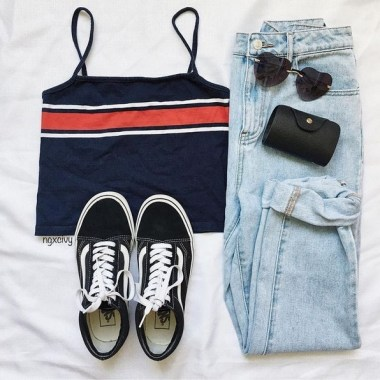 17 Charming Summer Outfits Ideas For Teen Girls In 2019 11
