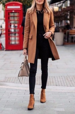 17 Classy Outfit Ideas For Women That Will Make You Pretty 07