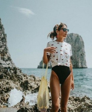 18 Extraordinary Spring And Summer Fashion Ideas That Make You Look Cool 18