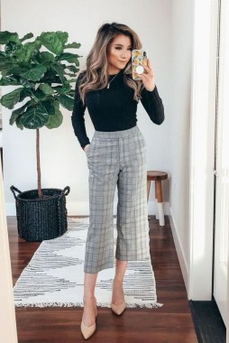 18 Fabulous Work Outfits Ideas To Use This Season 07
