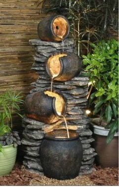 19 Amazing Water Features Design Ideas On A Budget Best For Garden And Backyard 12