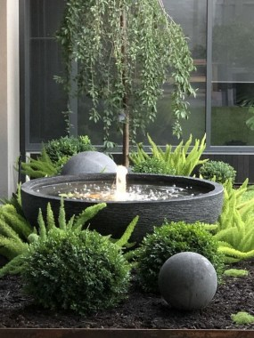 19 Amazing Water Features Design Ideas On A Budget Best For Garden And Backyard 16