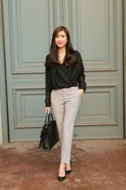 19 Comfy Work Outfit Ideas For Women To Try 26