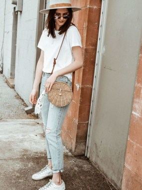 19 Gorgeous White Shirt Ideas For Summer 2019 04