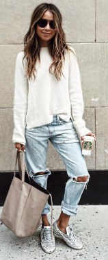 19 Latest Jeans Outfit Ideas For Spring And Summer 08