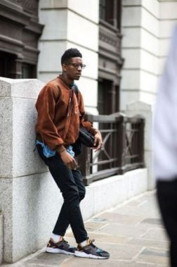 20 Catchy Outfit Street Style Ideas For Men 2019 26