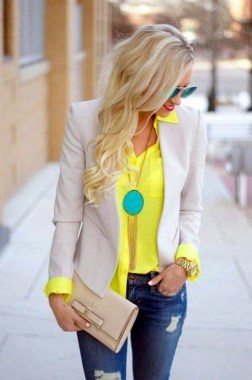 20 Enchanting Work Outfits Ideas To Wear This Summer 20