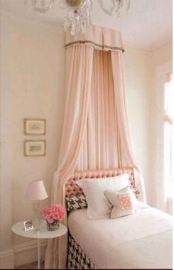 20 Finest Shabby Chic Bed Canopy Designs Ideas 13